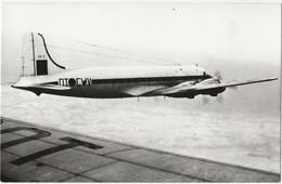 """121 - Force Aérienne Belge- Quadrimoteur De Transport """"Militaria"""" - 1946-....: Modern Era"""