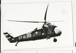 """122 - Force Aérienne Belge- Hélicoptère  """"Militaria"""" - 1946-....: Modern Era"""
