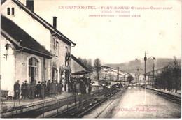 FR66 FONT ROMEU - Collection Sports D'hiver - La Gare D'ODEILLO FONT ROMEU - Animée - Belle - Andere Gemeenten