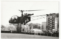 "123 - Force Aérienne Belge- Alouette  ""Militaria"" - 1946-....: Modern Era"