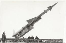 "124 - Force Aérienne Belge- Engin Téléguidé Sol-air  ""Militaria"" - 1946-....: Modern Era"