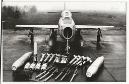 "125 - Force Aérienne Belge- Chasseur Bombardier ""Militaria"" - 1946-....: Modern Era"