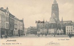 Oudenaarde - La Grand Place - Oudenaarde