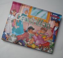 POP UP :  CENDRILLON ..  POP-UP MINICLASSIQUES - Disney