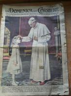 La Domenica Del Corriere  20 Gennaio 1957 - Unclassified