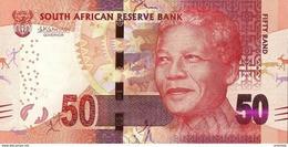 SOUTH AFRICA P. 140b 50 R 2016 UNC - Suráfrica