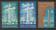 Egypt - 1961 - ( Tower Of Cairo - Opening Of The 600-foot Tower Of Cairo - With The Air Mail Of 1964 ) - MNH (**) - Unused Stamps