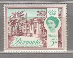 BERMUDA 1962 QE II MH (*) Mi 178 #17020 - Bermuda