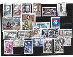 FRANCE 1511à1520/1523à1529/1532à1534/1540/1541 Neufs** - Unused Stamps