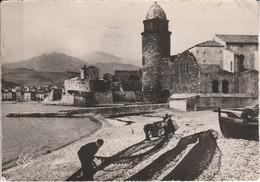 COLLIOURE KLE PORT LA TOUR 1954 - Collioure