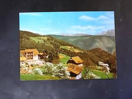 TRENTINO ALTO ADIGE -BOLZANO -ALBERGO PARADISO AL SOLE SAN GENESIO -FG.  LOTTO N°750 - Bolzano (Bozen)