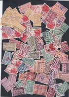 TR : Lot De Timbres Oblitérations Choisies - 1942-1951