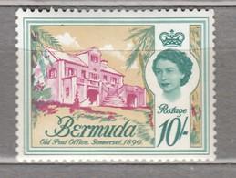 BERMUDA 1962 QE II MH (*) Mi 179 #17024 - Bermuda