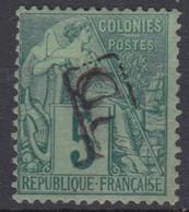 #152# COLONIES GENERALES N° 49 Oblitéré PD Dans Un Rectangle (Réunion) - Alphée Dubois