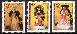 Col19 Polynesie N° 307 à 309 Neuf XX MNH   Cote 4,35€ - Ungebraucht