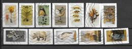 2020 - 242 - Cabinet De Curiosités - KlebeBriefmarken