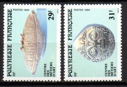 Col19 Polynesie N° 324 & 325 Neuf XX MNH   Cote 2,20€ - Ungebraucht