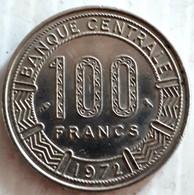 GABON: 100 FRANCS 1973  KM 12 - Gabon