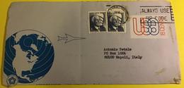 Aereogramma USA 1977 - 1961-80