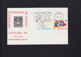 2021_3 Spagna Spain 1982 Coppa Del Mondo Calcio Soccer Espana Cup World Ball Maximum Madrid Exfilma 1980 - 1982 – Espagne