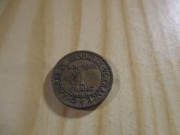 France - 1 Franc Chambres De Commerce 1927.N°1763. - H. 1 Franc
