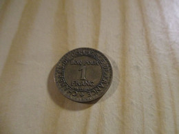 France - 1 Franc Chambres De Commerce 1927.N°1764. - H. 1 Franc