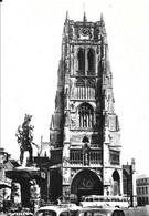 CPA°-1945-BELGIQUE-LIMBOURG-TOGEREN-BASILIQUE Notre Dame-TBE - Zonder Classificatie