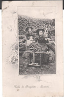 Torino-valle Di Pragelato-rua'-fenestrelle-costumi-viagg.1909--di 112 Anni - Andere