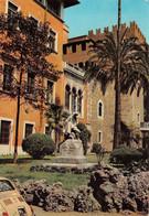 Cartolina Carrara Accademia Di Belle Arti 1972 Fiat 500 - Massa
