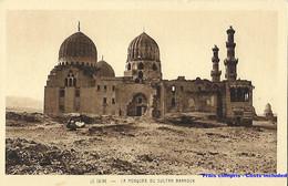 EG - Egypte - Le Caire - La Mosquée Du Sultan Barkouk - Cairo