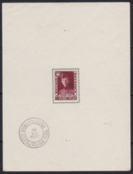 Belgie .  OBP .  Blok  3  (2 Scans) Zegel: **   .  *  .    Ongebruikt Met Gom  .  /  .  Neuf Avec Gomme Et Charnière - Blocchi 1924 – 1960