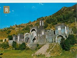 CPSM Valls D'Andorra-Iglésia De Meritxell    L233 - Andorra