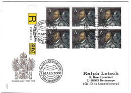 Luxembourg 2000 Charles Quint ¦ Empereur Kaiser ¦ Karl V - Briefe U. Dokumente