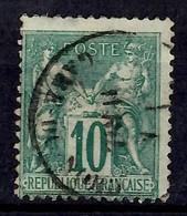France Sage YT N° 76 Oblitéré. B/TB. A Saisir! - 1876-1898 Sage (Type II)