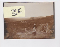 PRES PLOUAY PAYSAGE MONTAGNE NOIRE 56 MORBIHAN PHOTO ORIGINALE - Plaatsen