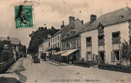 Bagnoles-de-l'Orne - Hôtel De Paris, Rue - Carte ND Phot. N° 98 - Bagnoles De L'Orne