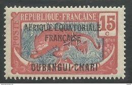 OUBANGUI-CHARI 1924 YT 49** SANS CHARNIERE NI TRACE - Ongebruikt