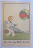 Kinder, Mode, Fußball,  1908, Andre Helle   ♥  (22866) - Otros