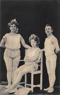 KONGSVINGER NORWAY~CIRKUS LONDON PERFORMERS-GYMNASTS~1911 PHOTO POSTCARD 51239 - Norway