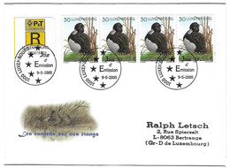 Luxembourg 2000 Canard ¦ Duck ¦ Ente - Briefe U. Dokumente