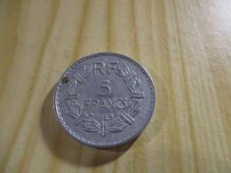 France - 5 Francs Lavrillier 1949 Alu.N°1777. - J. 5 Francs