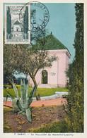 Carte Maximum -   RABAT - Le Mausolée Du Maréchal-Lyautey - Marokko (1956-...)