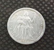 Monnaie 50 Centimes 1949 Nouvelle Calédonie - New Caledonia