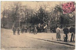 CPA  ROBINSON   Une Cavalcade à Ane  N° 339 - Autres Communes