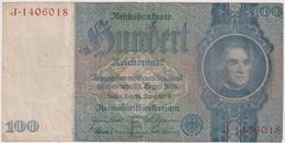 100 REICHSMARK 24.7.1935. P-183a - 100 Mark