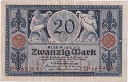 20 MARK 4.11.1915. P-63 - 20 Mark