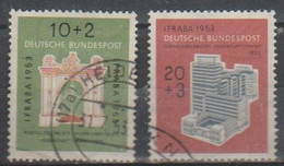 112/Mi: 171/2;Used;1953;Cat  €   55.00 - Used Stamps
