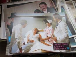 Poster Plakat Iskusenje Ljupke Udovice 17x24 Cm - Affiches & Posters