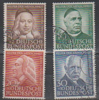 113/Mi: 173/6;Used;1953;Cat  €   100.00 - Used Stamps