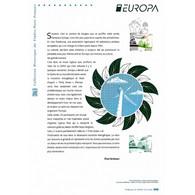 Document Officiel La Poste - Europa - Documenten Van De Post